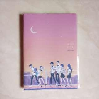 (FREE POSTAGE) A-TEEN STUDY PLANNER
