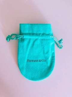 Tiffany & Co bag for ring💍