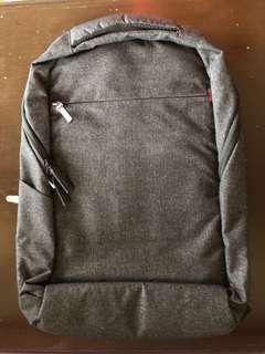 Uniqlo Backpack + Laptop Bag