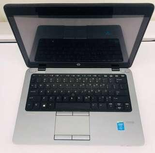 Hp Elitebook 820 i7 / 8gb / 1tb free upgrade to ssd 240gb/ touch screen