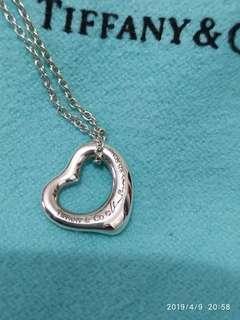 Tiffany Necklace 心心形頸鍊