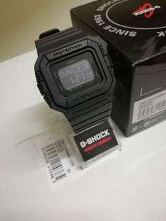 Gshock casio Darknight DW-D5500BB-1DR