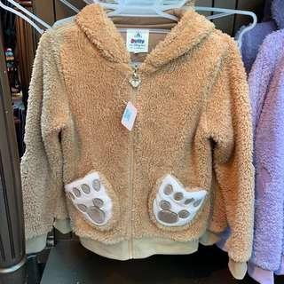 香港迪士尼 duffy女裝外套 S size