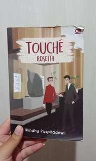 Novel touché seri ke 3