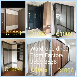 Built in wardrobe and full renovation direct from factory 93393838