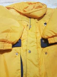 WinterTime Winter Jacket S size Yellow