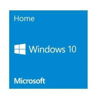 Windows 10 Home 64bit OEM Genuine Key from Dead PC