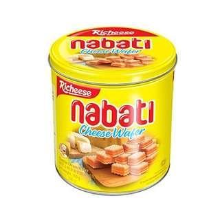 🚚 麗芝士Nabati 起司威化餅(350g)