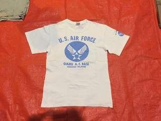U.S. AIR FORCE HAWAII ISLAND SIZE S