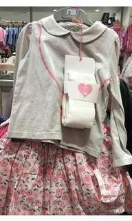 Setelan Baju Anak Bayi Mothercare
