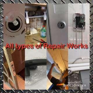 Handyman And All Type of Repair Work Services