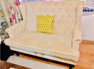 🚚 Wts vendome dinning lounge (beige)