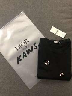 Dior x Kaws Pink bee Tee
