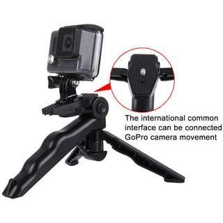 GoPro 手持三腳架兩用拍攝組合