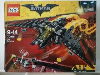 Lego The Batman Movie: The Batwing
