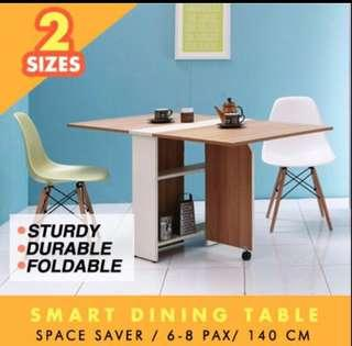 🚚 Foldable Dinning Table