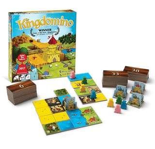 *In Stock* BN Blue Orange Games Kingdomino Award Winning Family Strategy Board Game