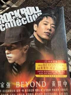 全新未拆封 罕有 Beyond Rock & Rock Collection CD