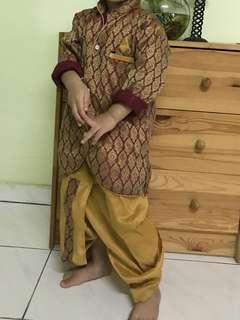Bollywood Dhoti Kurta for Boy