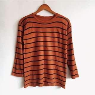 Stripe brown