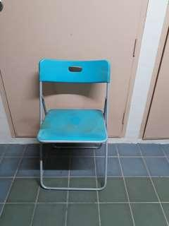 Vintage Foldable Chair #EndgameYourExcess