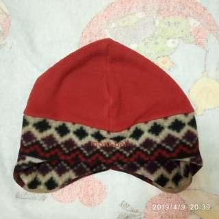 Mont-bell Fleece Hat Size L  日本製抓毛保暖帽L碼