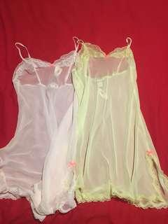 Victoria Secret nighties pink available