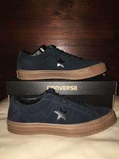 Converse One Star Suede Leather