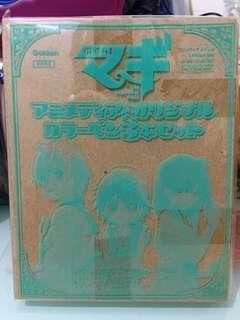 アニメディア附錄 魔奇少年MAGI マギ3色水筆set