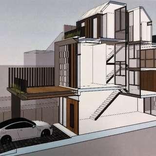 BRAND NEW TERRACE HOUSE READY SOON IN SEMBAWANG HILLS ESTATE