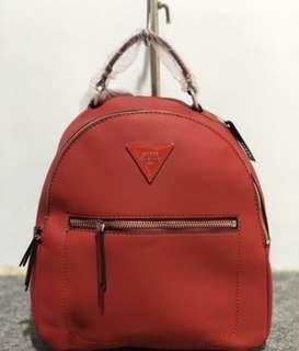 Guess Backpack Gilman Red