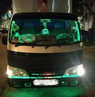 Lorry LED lighting Installations (Freelance)