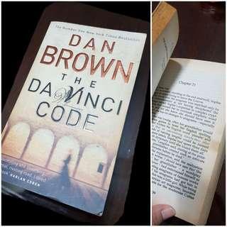 🚚 DaVinci code. English story
