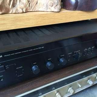 Model PMA 360 excellent Denon vintage Amp