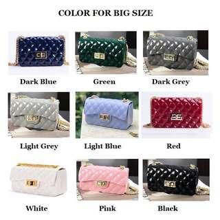 RZ Handbag Sling Bag Jelly Bag Big