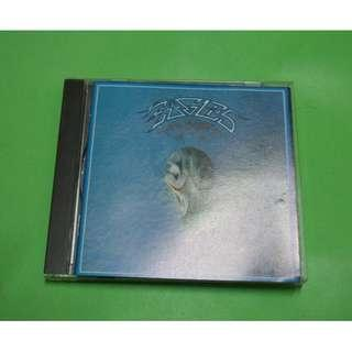 CD EAGLES : THEIR GREATEST HITS (1971 – 1975) ALBUM (COMPILATION) COUNTRY ROCK