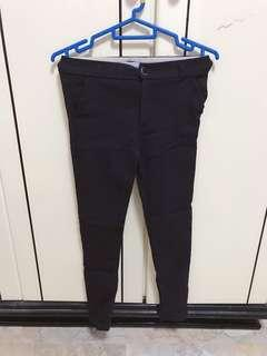 (3 for $12) Black skinny pants