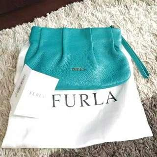 Furla clutch. Authentic