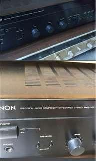 🚚 Denon integrated amp for sale in nice condition
