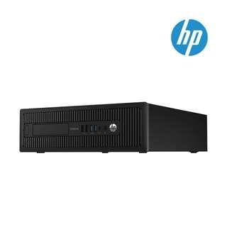 HP EliteDesk 800 G2 /Small Form Factor PC/ intel i5-6500#3.2Ghz/ 8GB RAM /NEW 480GB SSD /Win 10 Pro/ Free wifi / DP to HDMI Cable/Refurbished