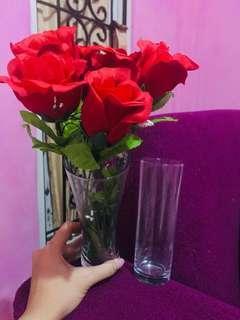 2  Vas Bunga dan bunga