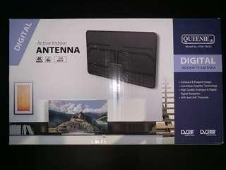 Queenie DVB-T9023 Digital Indoor Antenna