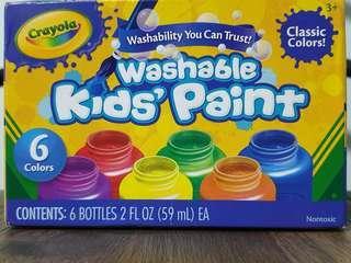 BN Crayola Washable Kids Paint #EndGameYourExcess