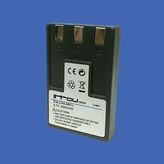 NB-1LH Battery for Canon NB-1L NB-1LH and Canon Powershot S200 S230 S300 S330 S400 S410 S500 Cameras