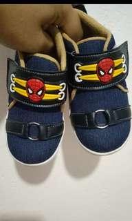 Sepatu spiderman murah