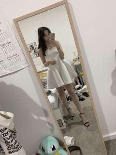 Alice McCall cute White Dress