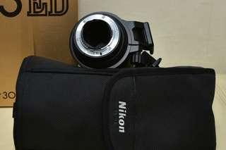 Nikon AFS 300 f4D