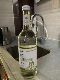 Simply Remarkable White Grape Elderflower白酒
