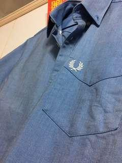 Fred Perry Oxford Shirt 全新