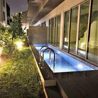 Rich Residence near Kovan MRT (LANDED CLUSTER HOUSE)